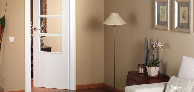 Puertas de valera puertas y ventanas de madera for Oferta puertas blancas interior