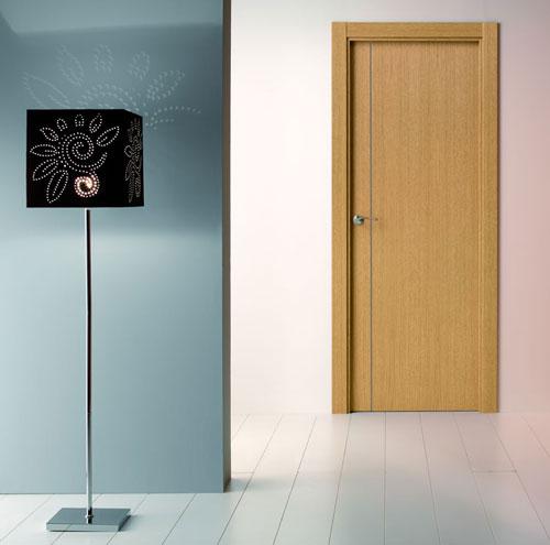Puertas modernas de interior de madera - Puertas de madera interior ...