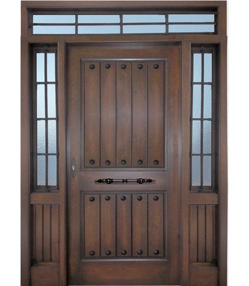 Puertas de interior y exterior r sticas for Puertas rusticas exterior baratas