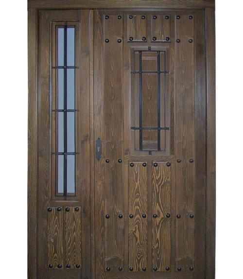 Puertas De Interior Y Exterior R Sticas