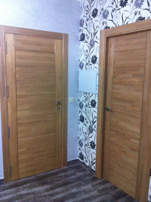puertas interiores modernas